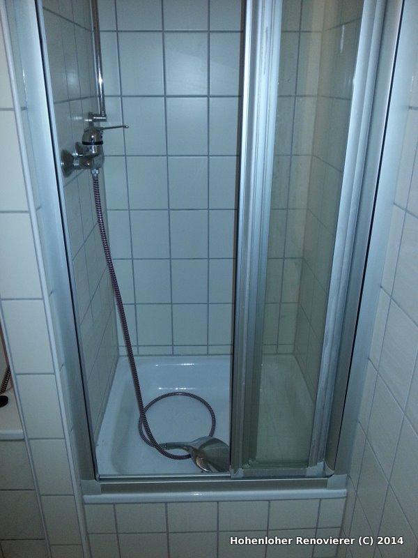 wasserschaden dusche erneuern in den talcker 2 - Silikon Dusche Erneuern Mieter